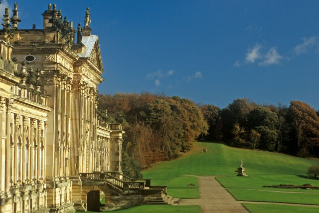 Wedding films at Castle Howard, York