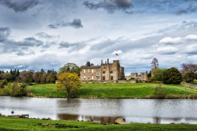 Wedding videos at Ripley Castle, Harrogate